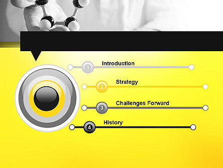 Chemical PowerPoint Template, Slide 3, 12137, Technology and Science — PoweredTemplate.com