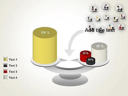 Telemarketing PowerPoint Template Slide 10