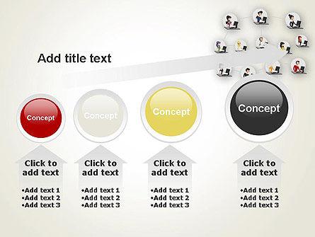 Telemarketing PowerPoint Template Slide 13