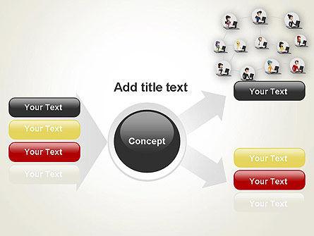 Telemarketing PowerPoint Template Slide 14