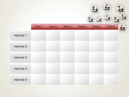 Telemarketing PowerPoint Template Slide 15
