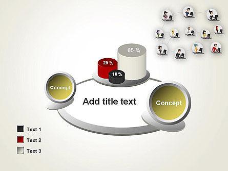 Telemarketing PowerPoint Template Slide 16
