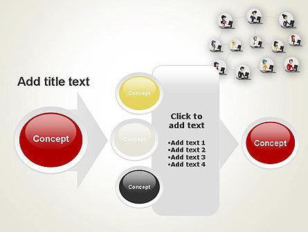 Telemarketing PowerPoint Template Slide 17