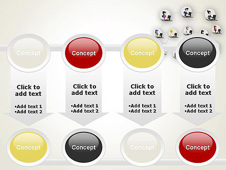 Telemarketing PowerPoint Template Slide 18