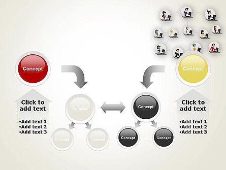 Telemarketing PowerPoint Template Slide 19