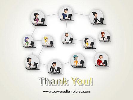 Telemarketing PowerPoint Template Slide 20