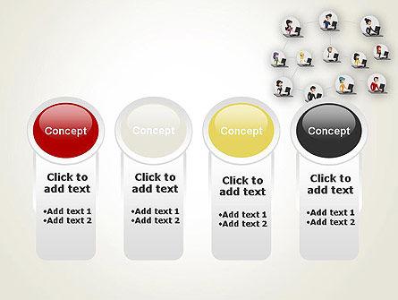 Telemarketing PowerPoint Template Slide 5