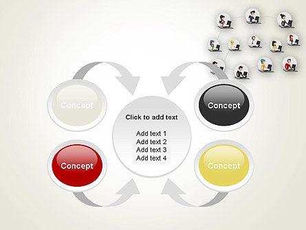 Telemarketing PowerPoint Template Slide 6