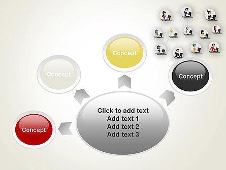 Telemarketing PowerPoint Template Slide 7