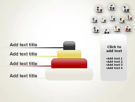 Telemarketing PowerPoint Template Slide 8