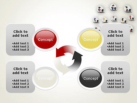 Telemarketing PowerPoint Template Slide 9