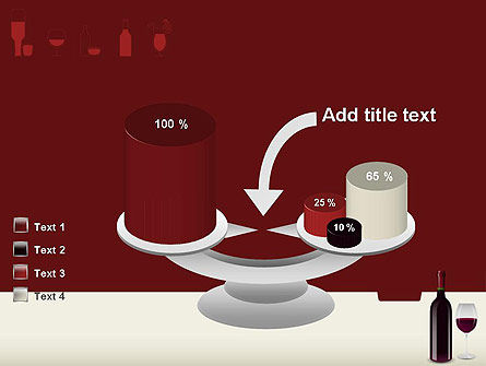 Wine Themed PowerPoint Template Slide 10