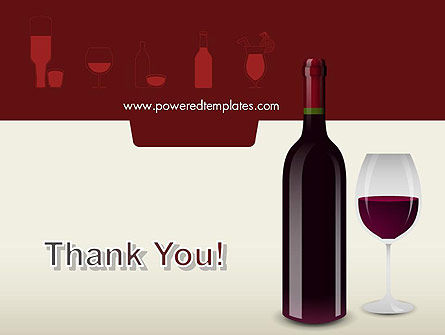 Wine Themed PowerPoint Template Slide 20