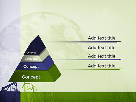 Renewable vs Nonrenewable Energy PowerPoint Template, Slide 4, 12142, Nature & Environment — PoweredTemplate.com