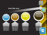 Communication and Social Networking PowerPoint Template#13