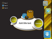 Communication and Social Networking PowerPoint Template#16