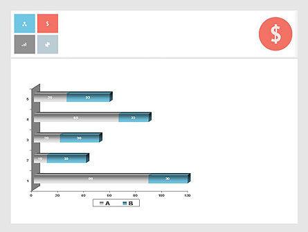 Minimalist Financial Presentation PowerPoint Template Slide 11