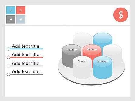 Minimalist Financial Presentation PowerPoint Template Slide 12