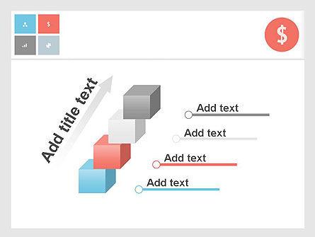 Minimalist Financial Presentation PowerPoint Template Slide 14