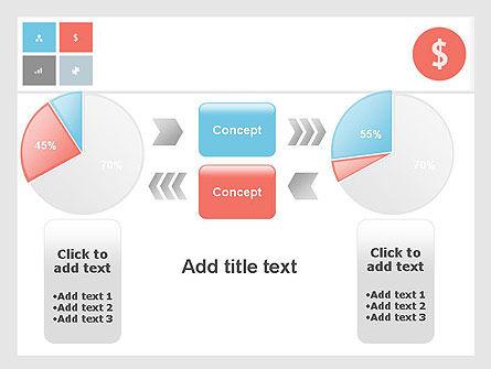 Minimalist Financial Presentation PowerPoint Template Slide 16