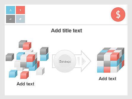 Minimalist Financial Presentation PowerPoint Template Slide 17