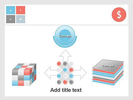 Minimalist Financial Presentation PowerPoint Template Slide 19