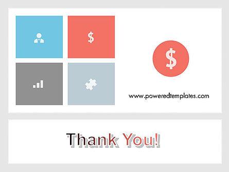 Minimalist Financial Presentation PowerPoint Template Slide 20