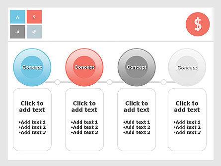 Minimalist Financial Presentation PowerPoint Template Slide 5