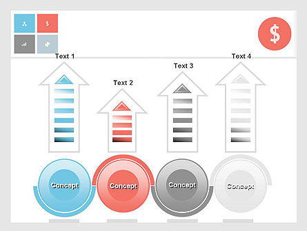 Minimalist Financial Presentation PowerPoint Template Slide 7