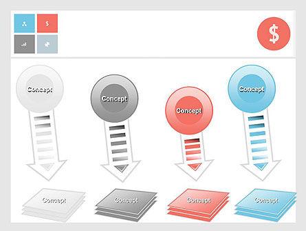 Minimalist Financial Presentation PowerPoint Template Slide 8
