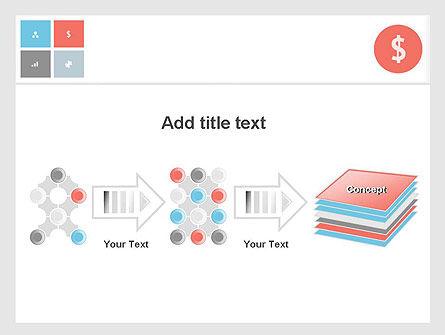 Minimalist Financial Presentation PowerPoint Template Slide 9