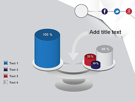 Minimal Company Presentation PowerPoint Template Slide 10