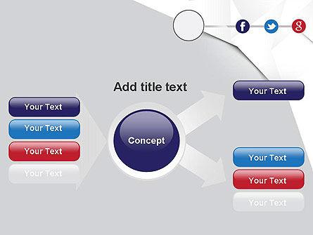 Minimal Company Presentation PowerPoint Template Slide 14