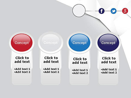Minimal Company Presentation PowerPoint Template Slide 5