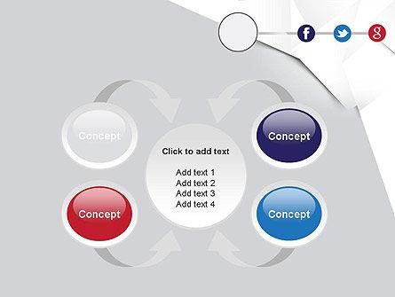 Minimal Company Presentation PowerPoint Template Slide 6