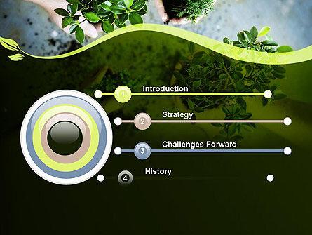 Biotechnology PowerPoint Template, Slide 3, 12149, Nature & Environment — PoweredTemplate.com
