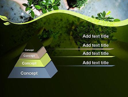 Biotechnology PowerPoint Template, Slide 4, 12149, Nature & Environment — PoweredTemplate.com