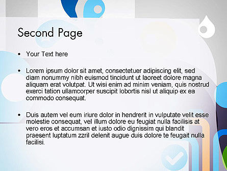 Mobile Content PowerPoint Template, Slide 2, 12150, Technology and Science — PoweredTemplate.com