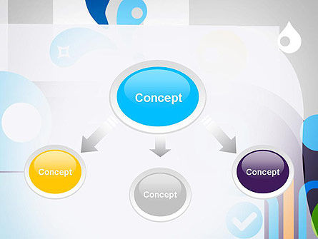Mobile Content PowerPoint Template, Slide 4, 12150, Technology and Science — PoweredTemplate.com