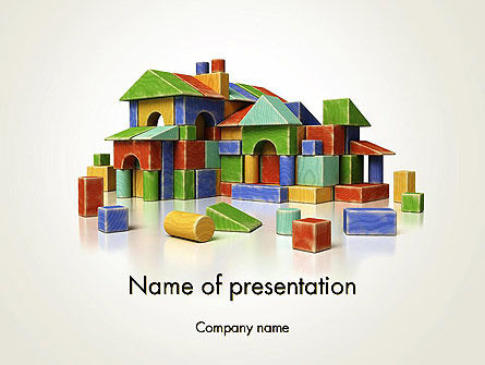 Education & Training: Real Estate Investing PowerPoint Template #12153