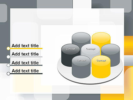 Trend Background PowerPoint Template Slide 12