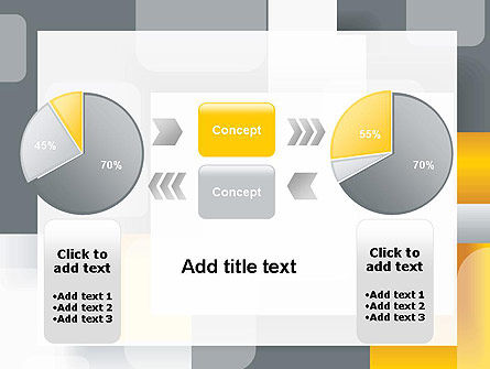 Trend Background PowerPoint Template Slide 16