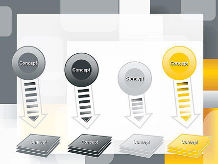 Trend Background PowerPoint Template Slide 8