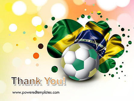 Love Brazil PowerPoint Template Slide 20