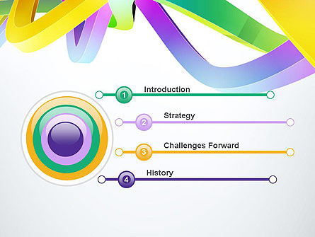 Business Relationship Abstract Concept PowerPoint Template, Slide 3, 12163, Abstract/Textures — PoweredTemplate.com