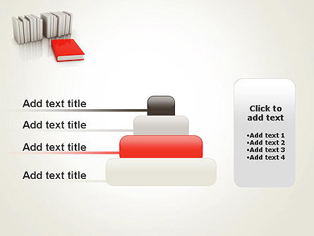 Books Development PowerPoint Template Slide 8