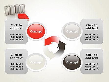 Books Development PowerPoint Template. Slide 9