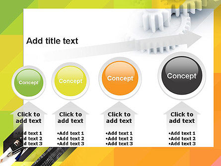 Orange Lemon Business Background PowerPoint Template Slide 13