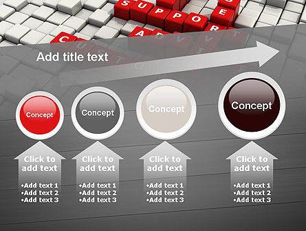 Customer Service PowerPoint Template Slide 13