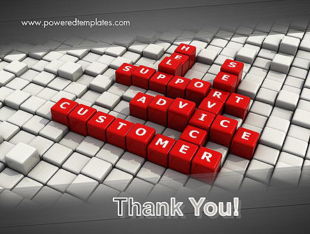 Customer Service PowerPoint Template Slide 20